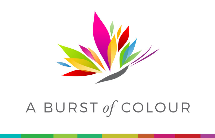 A Burst of Colour
