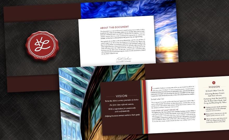 Kurt Shurer Branding Document